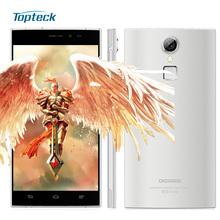 "Original DOOGEE F5 4G 5.5"" FHD 1920*1080 IPS Smartphone Android 5.1 MTK6753 Octa Core 3GB+16GB 13MP Fingerprint ID Mobile Phone(China (Mainland))"