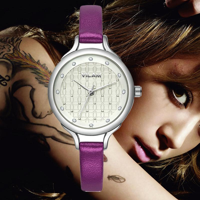 Fashion Luxury Top Brand Lady Quartz Watches Women Dress Casual Reloj Relogio Diamond Jewelry simple style college girls watches(China (Mainland))