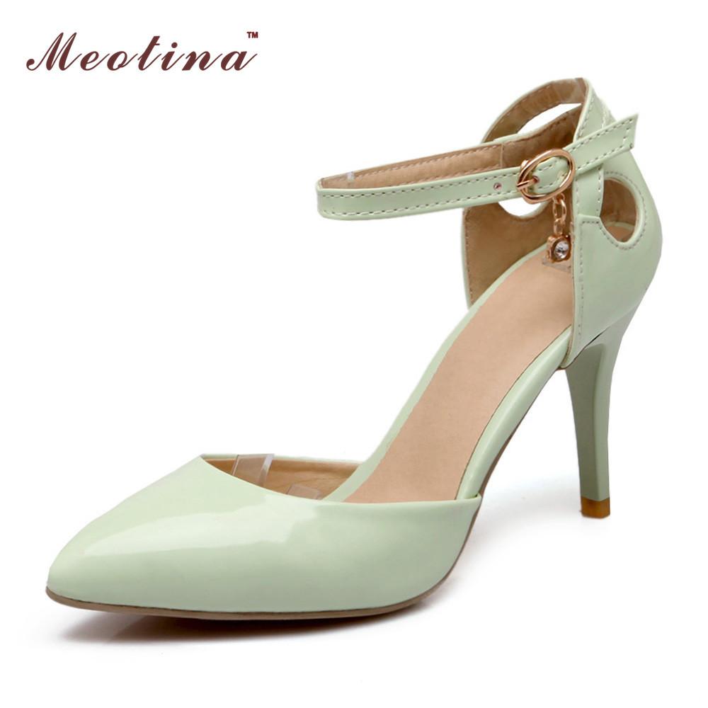 White Pump High Heels