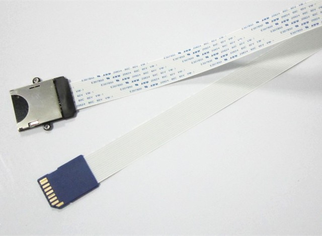 SD cable with screw 3