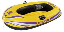 JILONG,Atlantic 100 1Person fishing boat 143X86x26cm Children Kids ,inflatable boat,PVC boat with repair patch, color box pack,(China (Mainland))