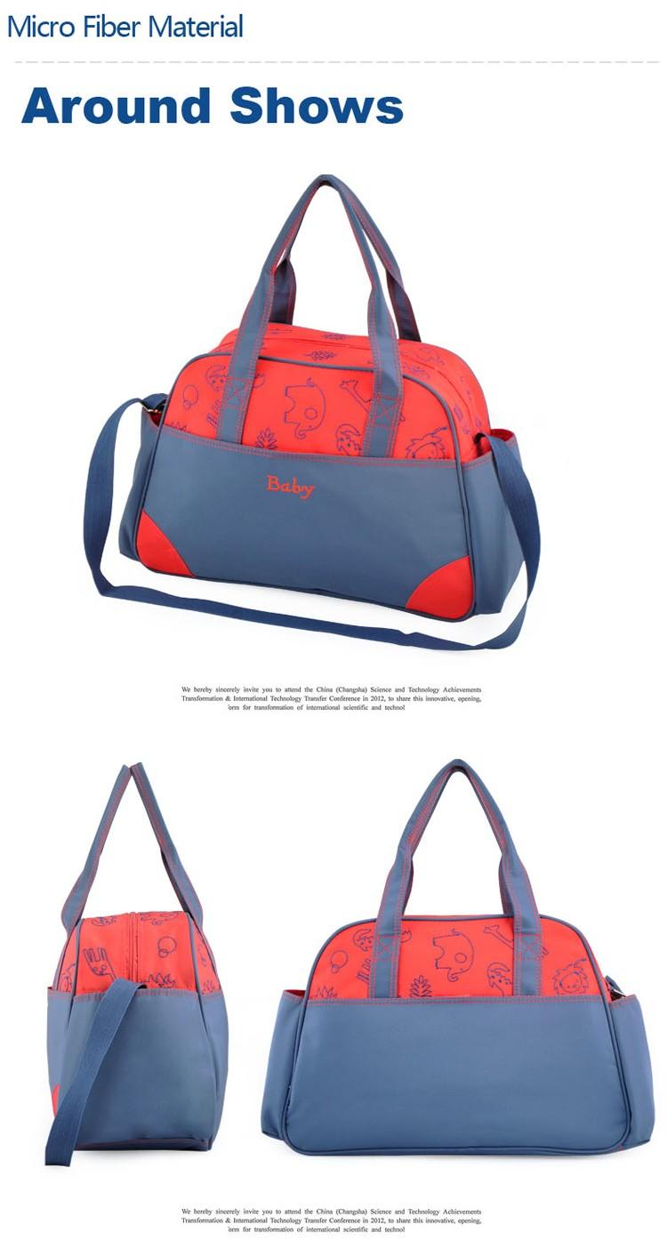 Стильный тотализатор мешок пеленки детские пеленальный коляски сумки материнства мать сумочка плечо мама мешок