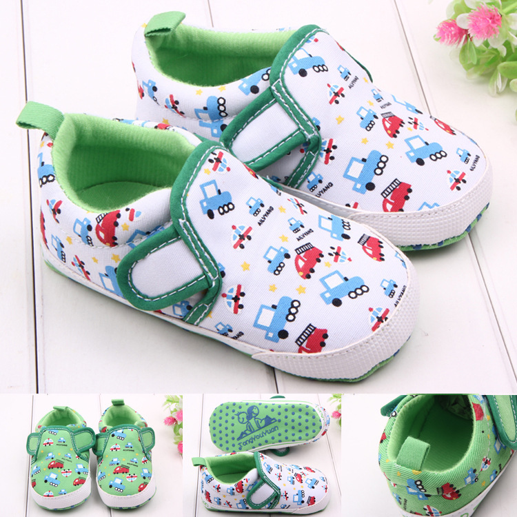 The new cartoon on the new cotton baby shoes toddler shoes baby shoes 0-1 years(China (Mainland))