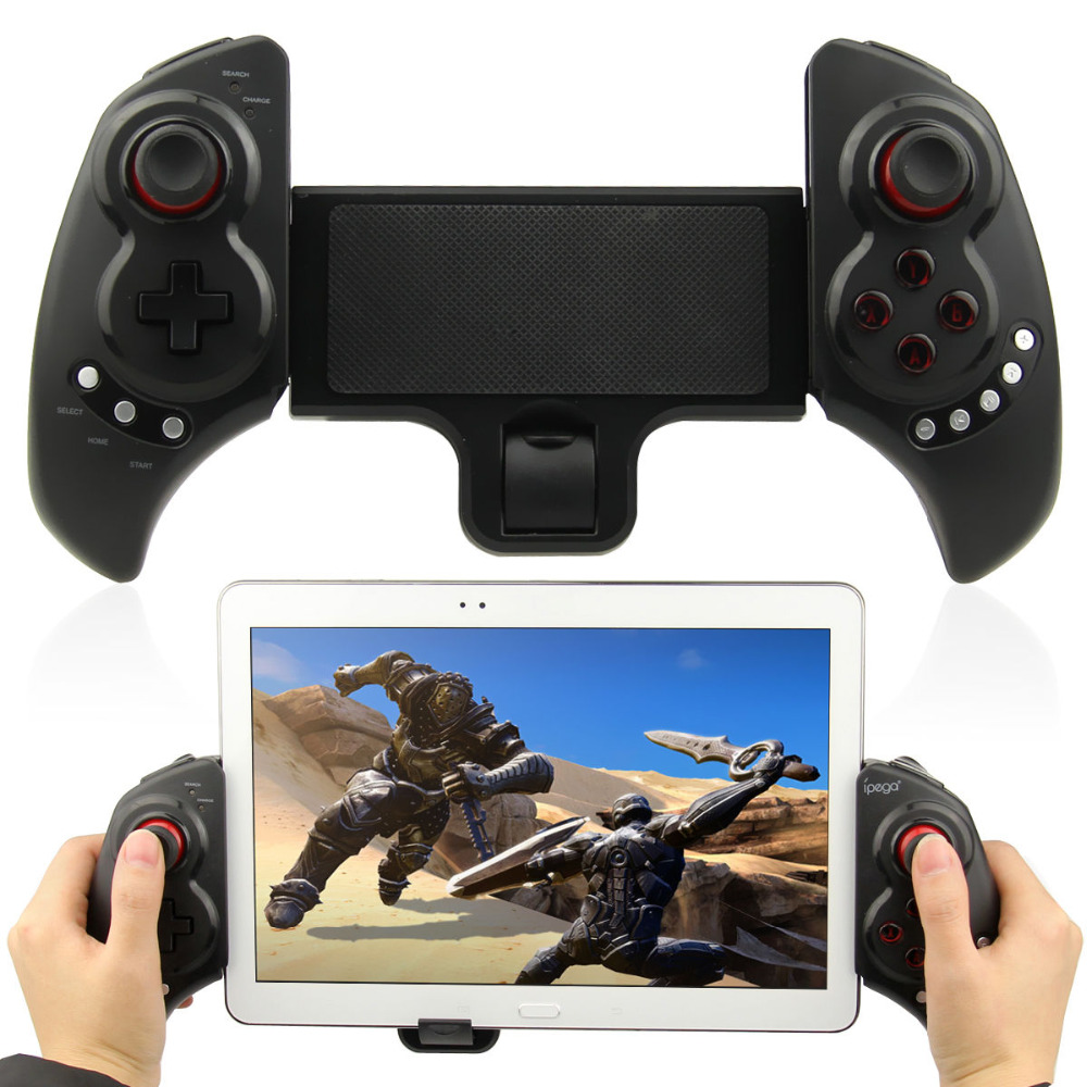 iPEGA PG-9023 Telescopic Wireless Bluetooth Extend Game Controller Gamepad Pad Joystick for IOS Android Phone Tablet PC Gamecube(China (Mainland))