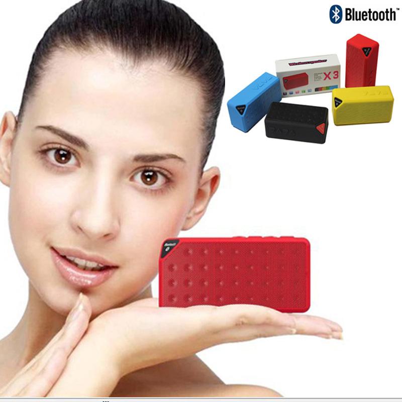 Mini Portable Bluetooth Speaker with MIC Mini Jambox Wireless Style Handfree Music Sound Box for Smart phone Support FM TF Card(China (Mainland))