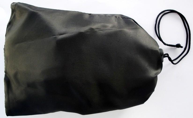 F05653 OEM Universal Storage Bag Black for GoPro HD Hero 1 2 3 SUPTIG Accessories + Free shipping(China (Mainland))