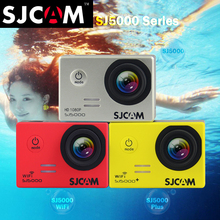 Original SJCAM Series SJ 5000 & SJ5000 Wifi(Novatek 96655) & SJ5000 Plus(ambarella a7ls75) Action Sport Waterproof SJ CAM Camera