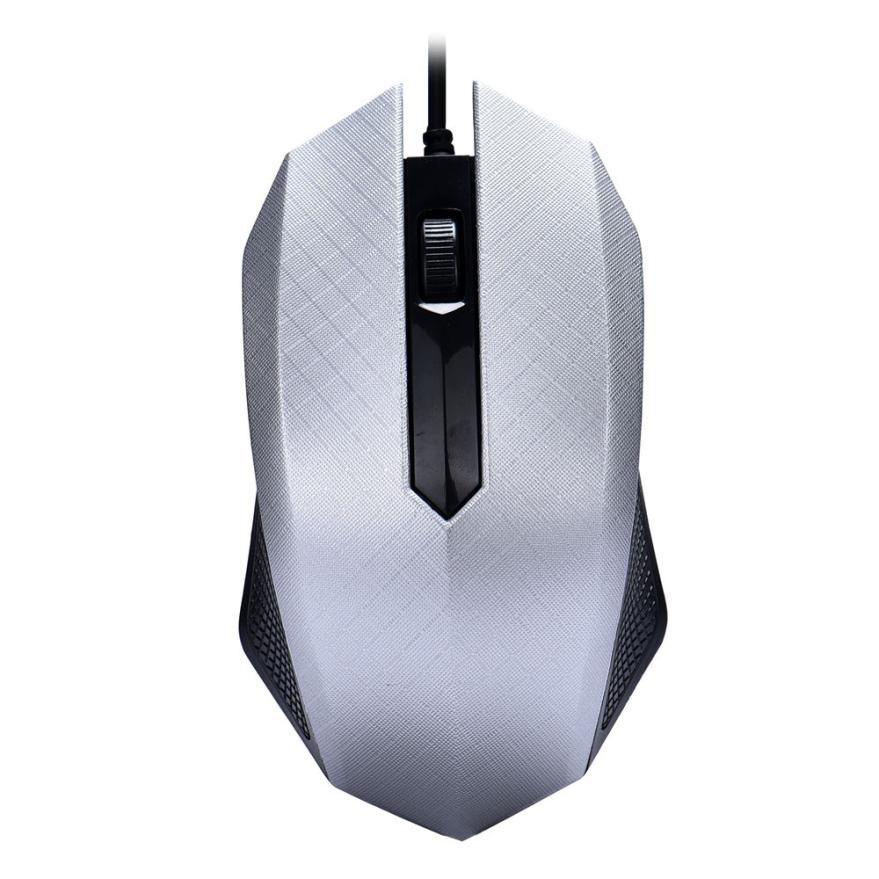 Good Sale Fashion 1000 DPI USB Wired Optical Gaming Mice Mouse For PC Laptop Free shipping & wholesale Dec 29(China (Mainland))