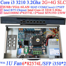 Intel Core i3 3210 Dual Core Quattro thread 3 2 Ghz Ufficio Router server con 2G