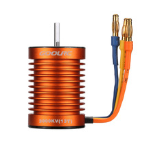 Buy GoolRC F540 3000KV Waterproof Brushless Motor 1/10 RC Car WLtoys 10428/12428 HG P601 for $15.75 in AliExpress store