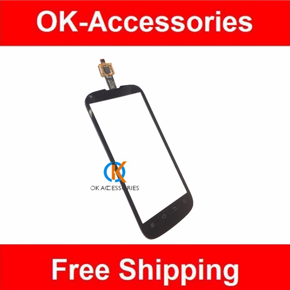 1PC/Lot Over 5 PCS US $ 9 /PC For ZTE V970 Touch Screen Digitizer Screen High Quality Free Shipping