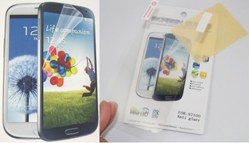 HD Clear LCD Screen Protector Cover Guard For Samsung Galaxy Note 2 N7100