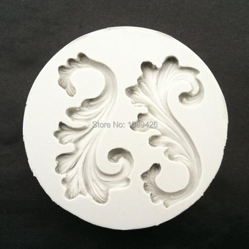 Здесь можно купить  Wholesale 10 Pcs Two Decorative Pattern Silicone Sugarcraft Moulds Sets, Fondant Cake Decorating Tools  Дом и Сад
