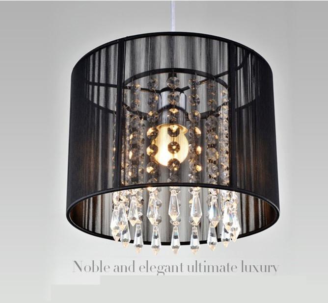 handmade Modern K9 crystal Chandeliers minimalist fashion hanging lamp living room lighting restaurant light<br><br>Aliexpress