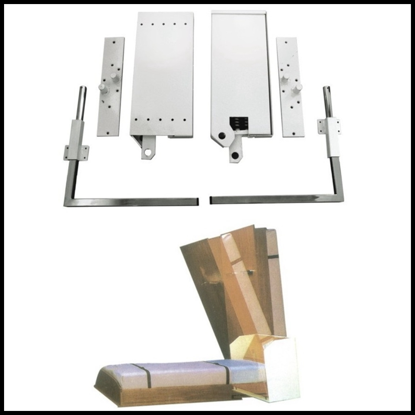 Wall bed, hidden type bed hardware accessories Y-03(China (Mainland))