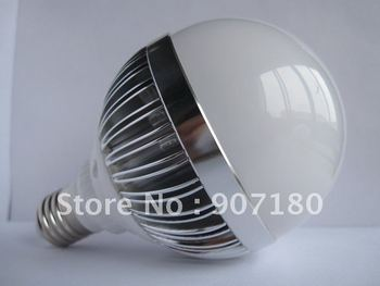 DHL free shipping E27 9W dimming led bulb,1000LM AC85-265V,3 years warranty ,9*1W led lamp