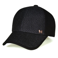 Outdoor Sport Sunscreen Baseball Cap Fitted Golf Hats Outdoor Summer letters Beach Straw Handmade Snapback Mens Gorras Casquette(China (Mainland))