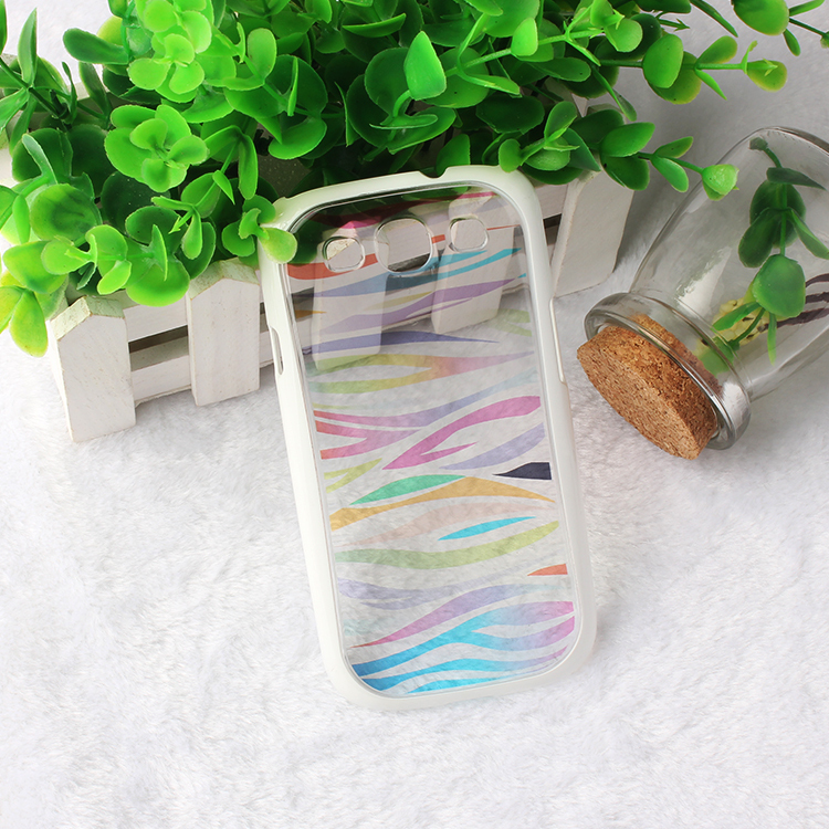 2014 Samsung GALAXY S3 i9300 Case Luxury coloured ribbon Design Hard Back Cover 1 Piece - Newoer Team store