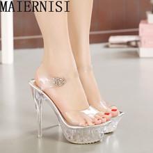 Women Platform Shoes Peep Toe Pumps 15cm Heels Sexy escarpins Tvalentine Shoes chaussure femme talon High Heels Pumps 35-43(China (Mainland))