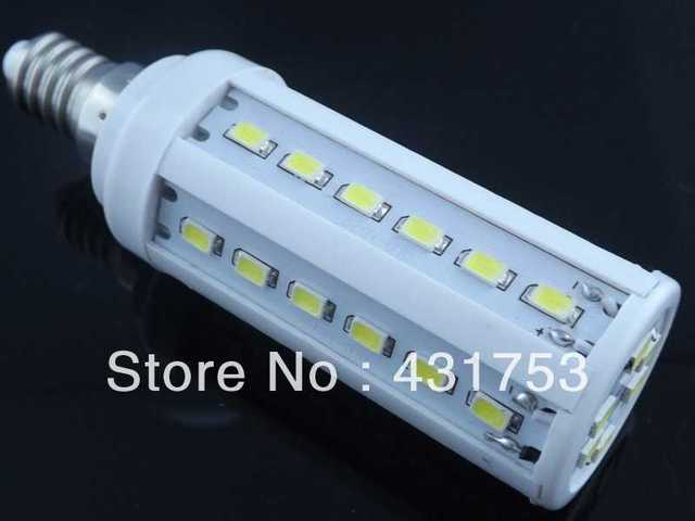 1pcs E14  5630SMD  LED Bulb Lamp 9W 10W 12W 15W 25W  200V-240V/AC (Free shipping/warranty 2 years)High brightness