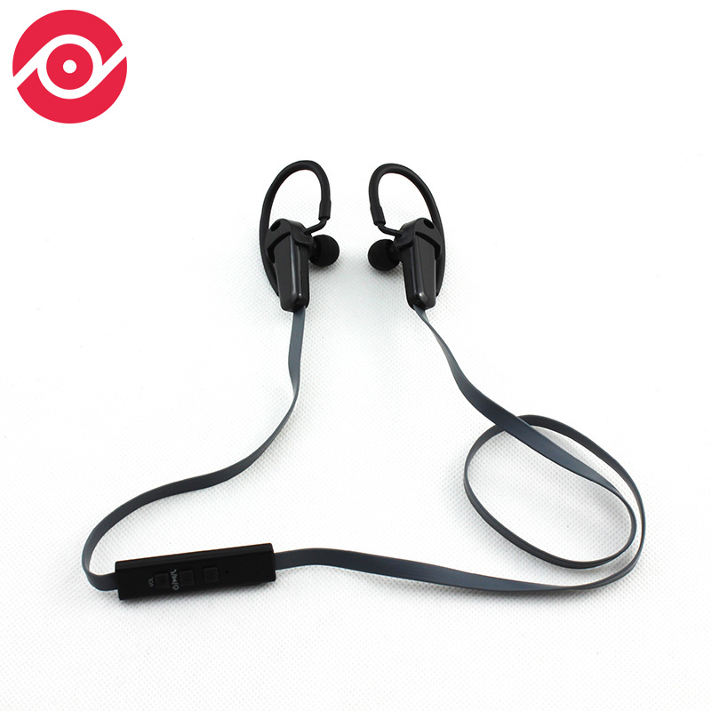 Bluetooth Wireless Sports Headset Built-in Microphone Stereo Portable Ear Hook Earphone Music Headphone Sweatproof YHBT1700B(China (Mainland))