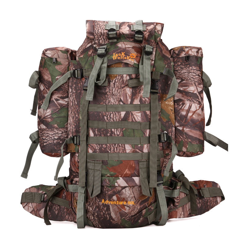 acity from forest camouflage backpack backpack outdoor climbing package tactical backpack camping bags for men and women<br><br>Aliexpress