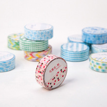 Buy 20 pcs/lot DIY Japanese Paper Decorative Adhesive Tape Cartoon third episode Washi Tape/Masking Tape Stickers Size 15mm*8m for $18.89 in AliExpress store