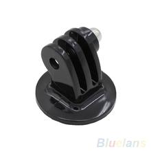 Black Tripod Monopod Mount Adapter For GoPro HD HERO 1 2 3 Camera Accessories  1TJW