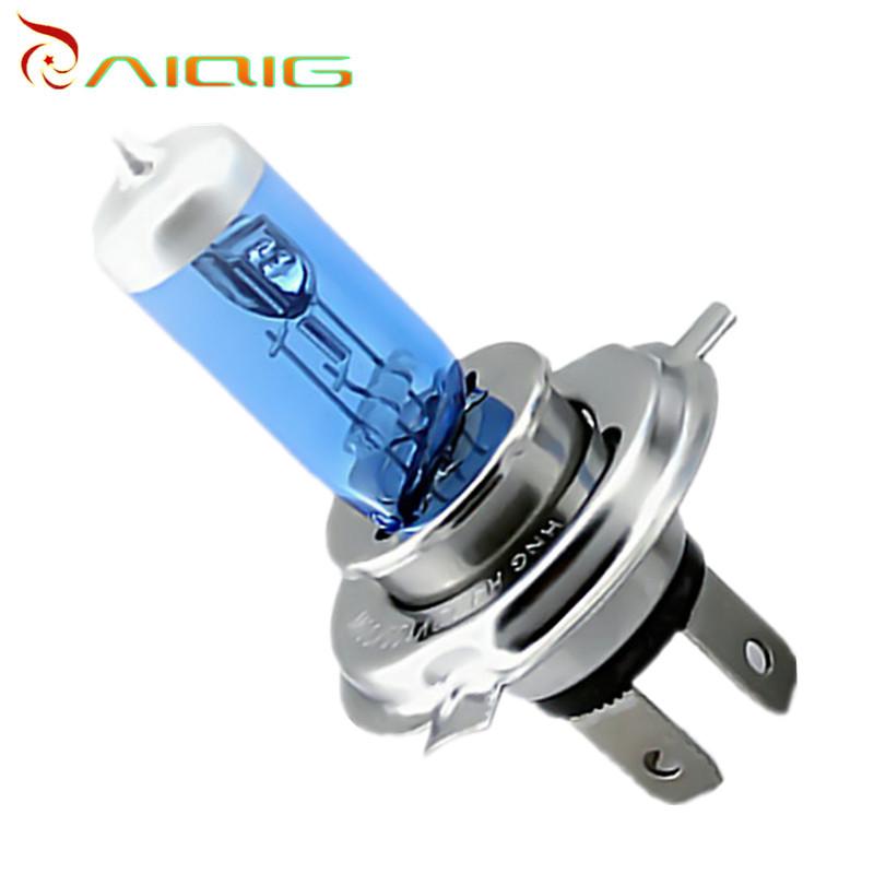 Free Shipping 4pcs H4 Super Bright White Fog Halogen Bulb Hight Power 100W Car Headlight Lamp<br><br>Aliexpress