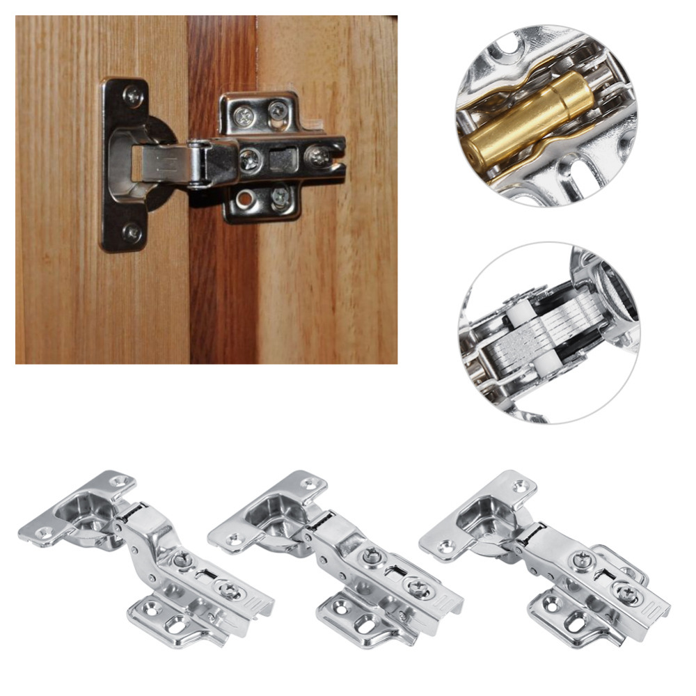 Bedroom door hinges