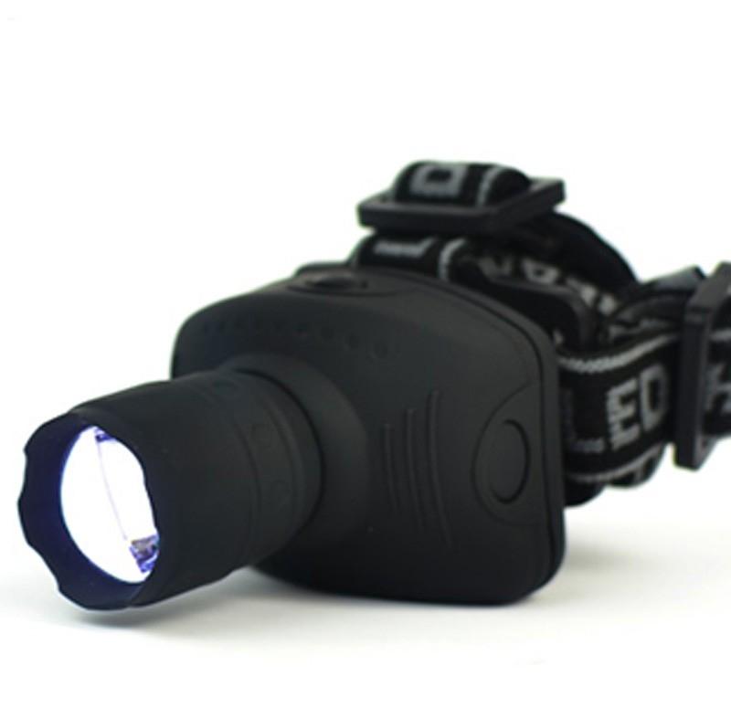 600 Lumens LED Headlight Headlamp Flashlight Frontal Lantern Zoomable Head Torch Light To Bike For Camping Hunting Fishing(China (Mainland))