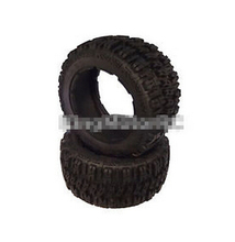 Buy 1/5 Scale King Motor Rear Pioneer Buggy Tires Fits HPI Baja 5B 2.0 SS Rovan for $29.00 in AliExpress store