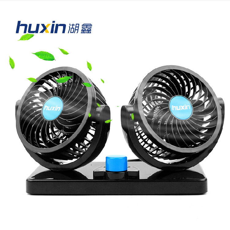 Car Air Conditioners Fans : Portable car air conditioner v fan headed