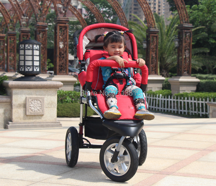 Convient Carring Strollers For Dolls Adopts the Top-Quality Breathable Fabrics More Comfortable<br><br>Aliexpress