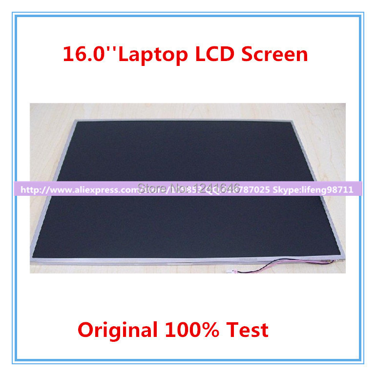 16.0 Laptop lcd screen LTN160AT01 LTN160AT02 LCD For 6930G 6930 6920 CQ60 X61S Laptop LCD SCREEN(China (Mainland))