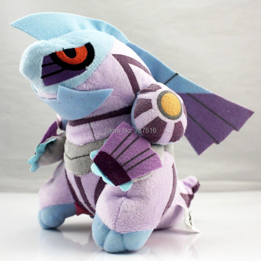 "New Pokemon Center Pokedoll 7"" Palkia Soft Plush Doll Stuffed Animal Toys For Children(China (Mainland))"