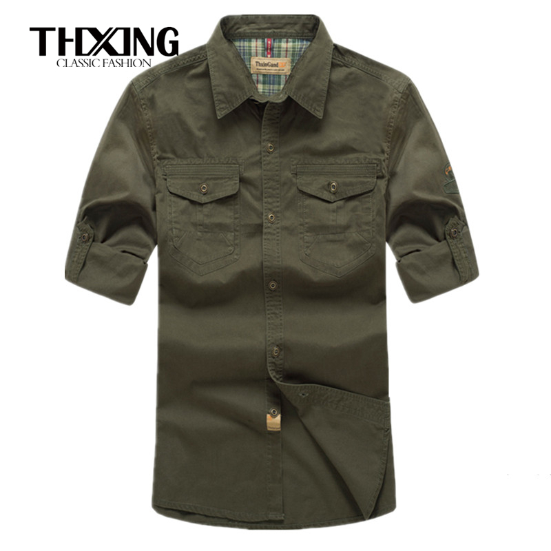 Good Quality Simple Design Shirt For Men Casual Solid