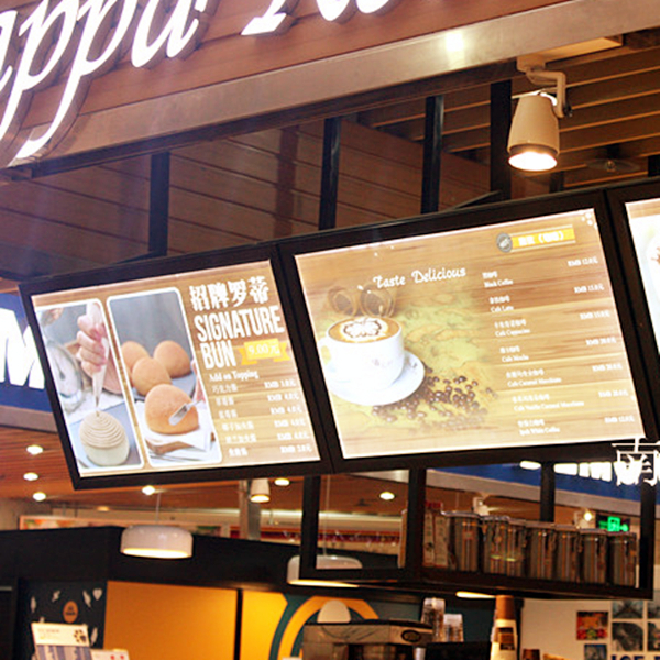 menu boards led backlit menu postrs frame light box picture from