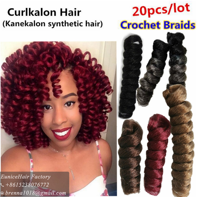 Crochet-hair-extension-synthetic-curls-curlkalon-braiding-hair-bundles ...