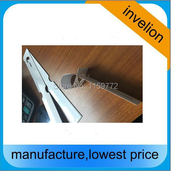 flexible RFID Tag can bend for Luggage UHF 902-928MHz Alien H3 ISO18000-6C / pvc plastic uhf rfid tag plastic luggage tag long(China (Mainland))