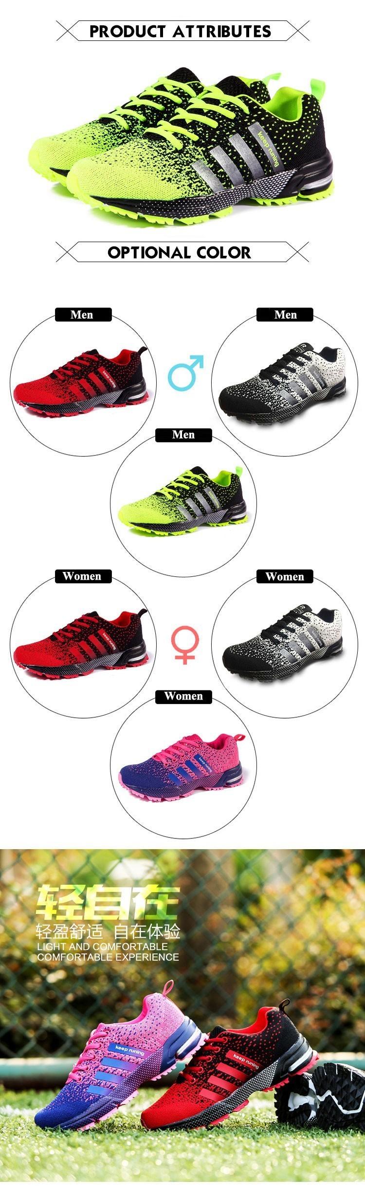 Высокое Качество Женщины Мужчины Причинно Обувь Летать Переплетения Моды Плоские Ботинки Женщин Мужчины Тренеры Дышащий Свет Мягкий Мужчины Квартиры Женщины