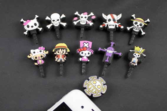 One piece 3.5mm universal dust Plug Earphone Jack Plug Headset Stopper Cap for iphone 4 for Samsung For HTC Free shipping(China (Mainland))
