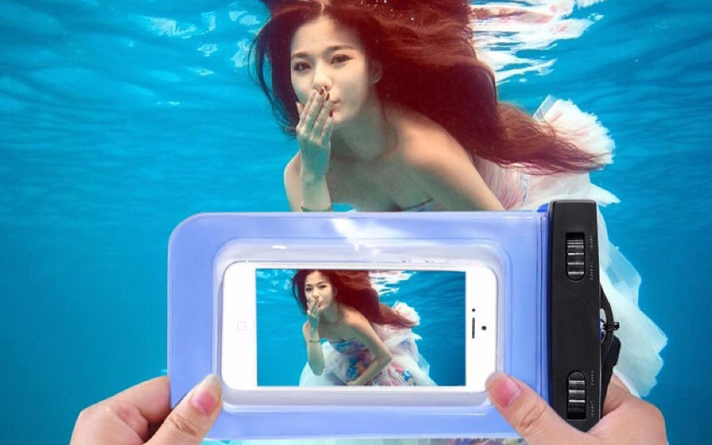 waterproof phone case for samsung S4/S5/s6/5S/6s/6 PLUS accessories Touch Mobile Phone Waterproof Bag Smartphone accessories(China (Mainland))