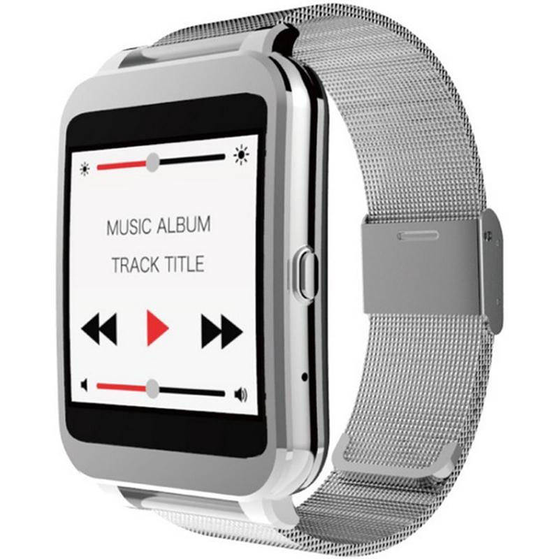 2016 Smartwatch Sport Android On Wrist Relojes Mujer Wearable Devices Bluetooh Montre Intelligente Waterproof Touch Screen Watch<br><br>Aliexpress