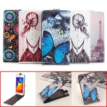 Painted Fashion High Quality For Blackview Ultra A6 Case Leather Case Flip Cover for Blackview Ultra A6 Cover Phone Shell