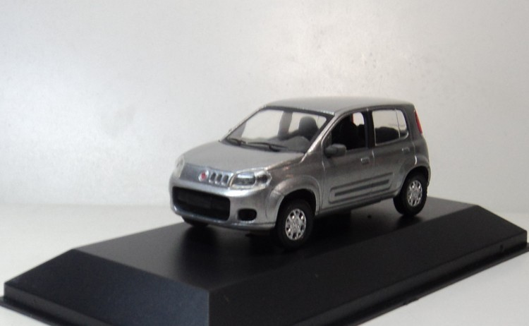 NOREV 1:43 FIAT UNO 2012 Diecast car models(China (Mainland))