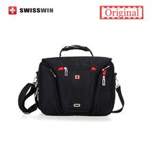 2015 New Arrival Briefcase Waterproof laptop Bag Multifunctional Men's Shoulder Bag portfolio male bag