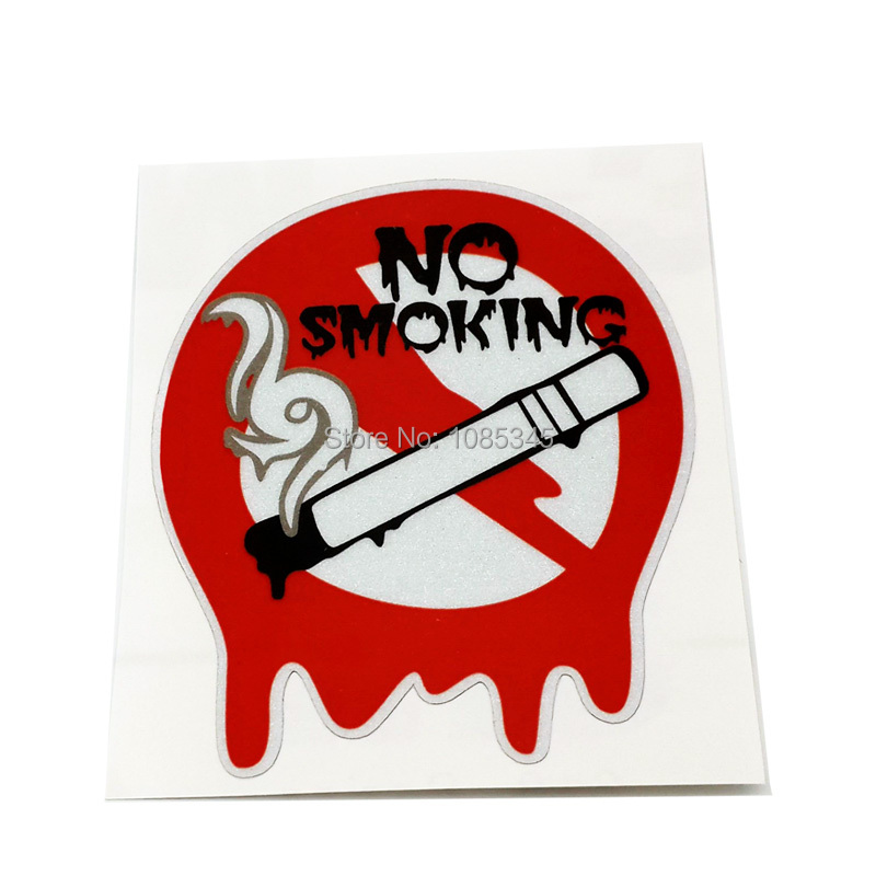 2016 Toyota Motorcycle Vw Arrive Time-limited Car Covers Styling No Smoking Jdm Stickers Decals for The Whole Body Funny Sticker(China (Mainland))