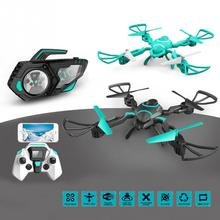 Buy New aerial drone 2.4G 4CH 6-Axis 40cm big Rc Foldable Drone 720p HD Camera Wifi FPV Quadcopter Colorful Light vs H37 dobby for $73.80 in AliExpress store