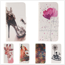 Hot Sale! Offbeat Animal High-heeled shoe PU Leather Case Stand Wallet Card Mobile Phone Cover For iPhone 6 Plus iPhone 6s Plus(China (Mainland))